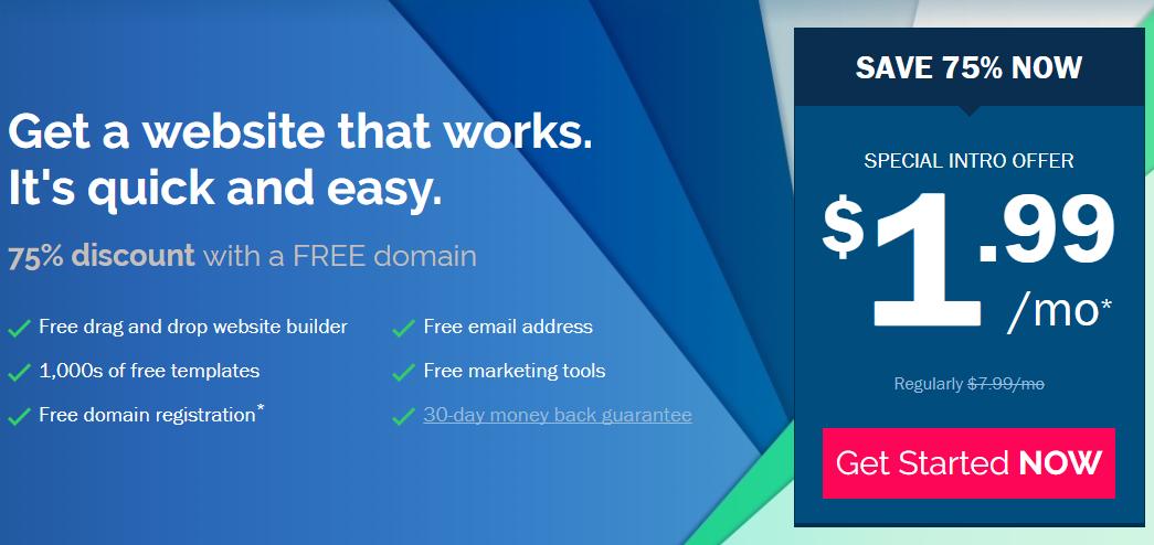 저렴한 해외 웹호스팅 - 아이페이지(iPage)