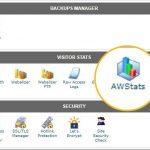 사이트그라운드 AWStats 통계 툴